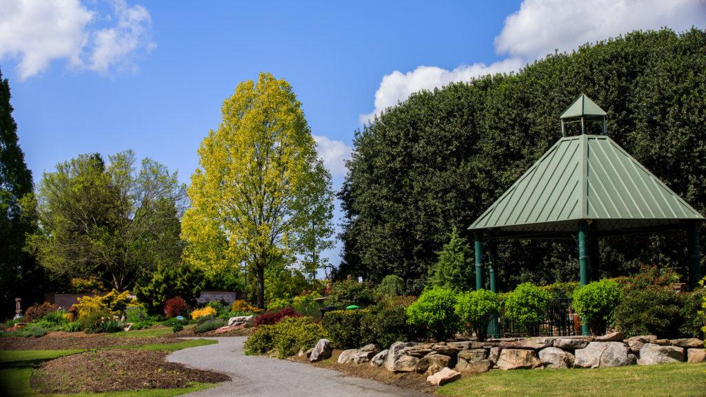 UT Gardens - Knoxville