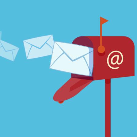 Mailbox Graphic